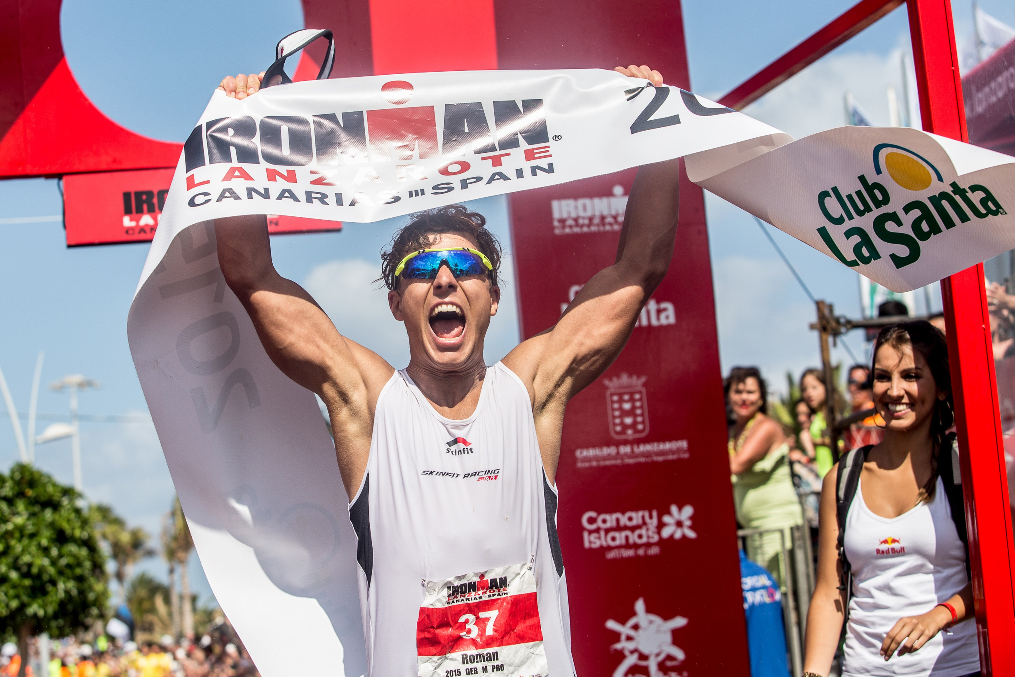 ironman lanzarote finisher