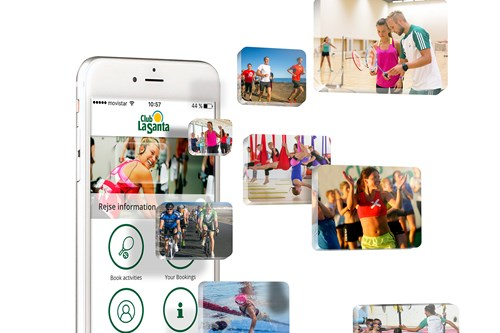 Club La Santa Sports Booking App